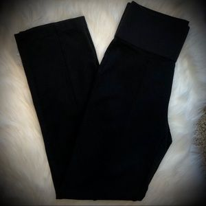 Nygard Slims Black Ankle Stretch Pants
